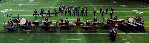 L.D. Bell Marching Percussion Masterclasses and Auditions